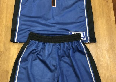 Team Uniforms Example 3