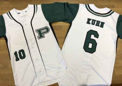 Team Uniforms Example 5